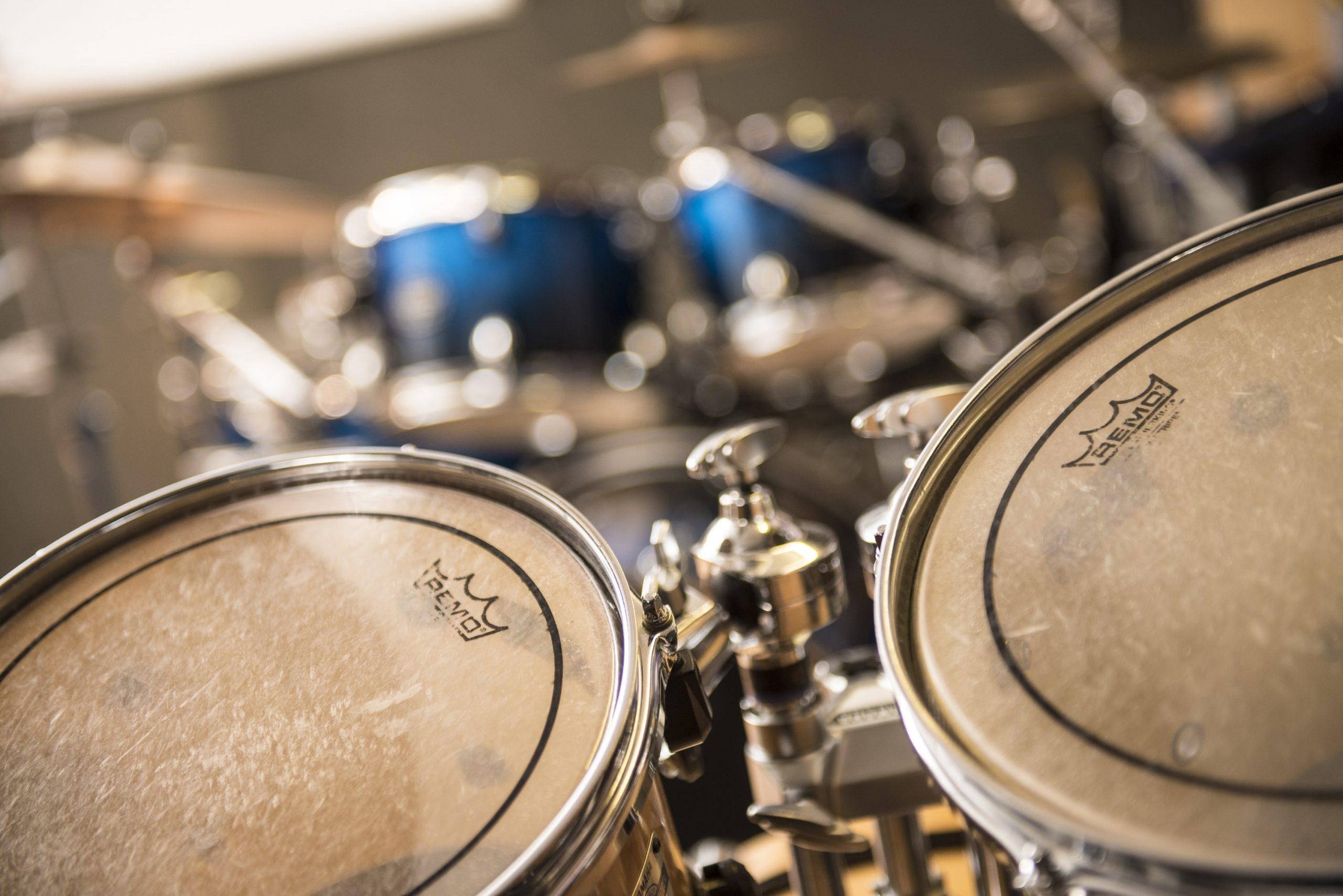 Drum Kit for JDT Music Academy