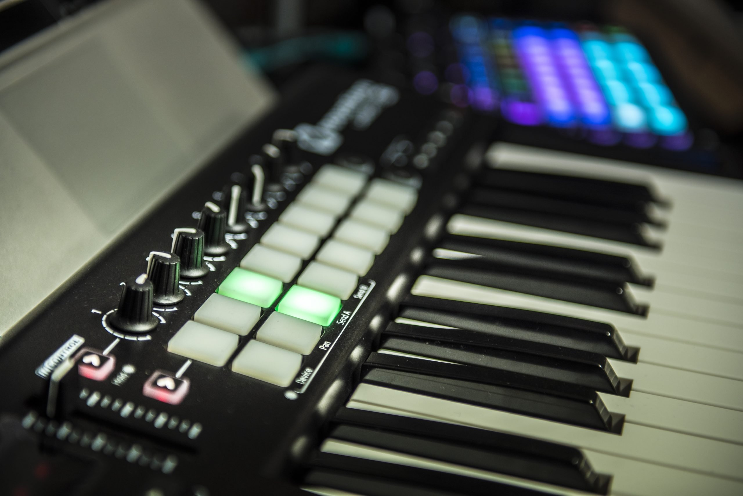 Keyboard for private music lessons in Dereham
