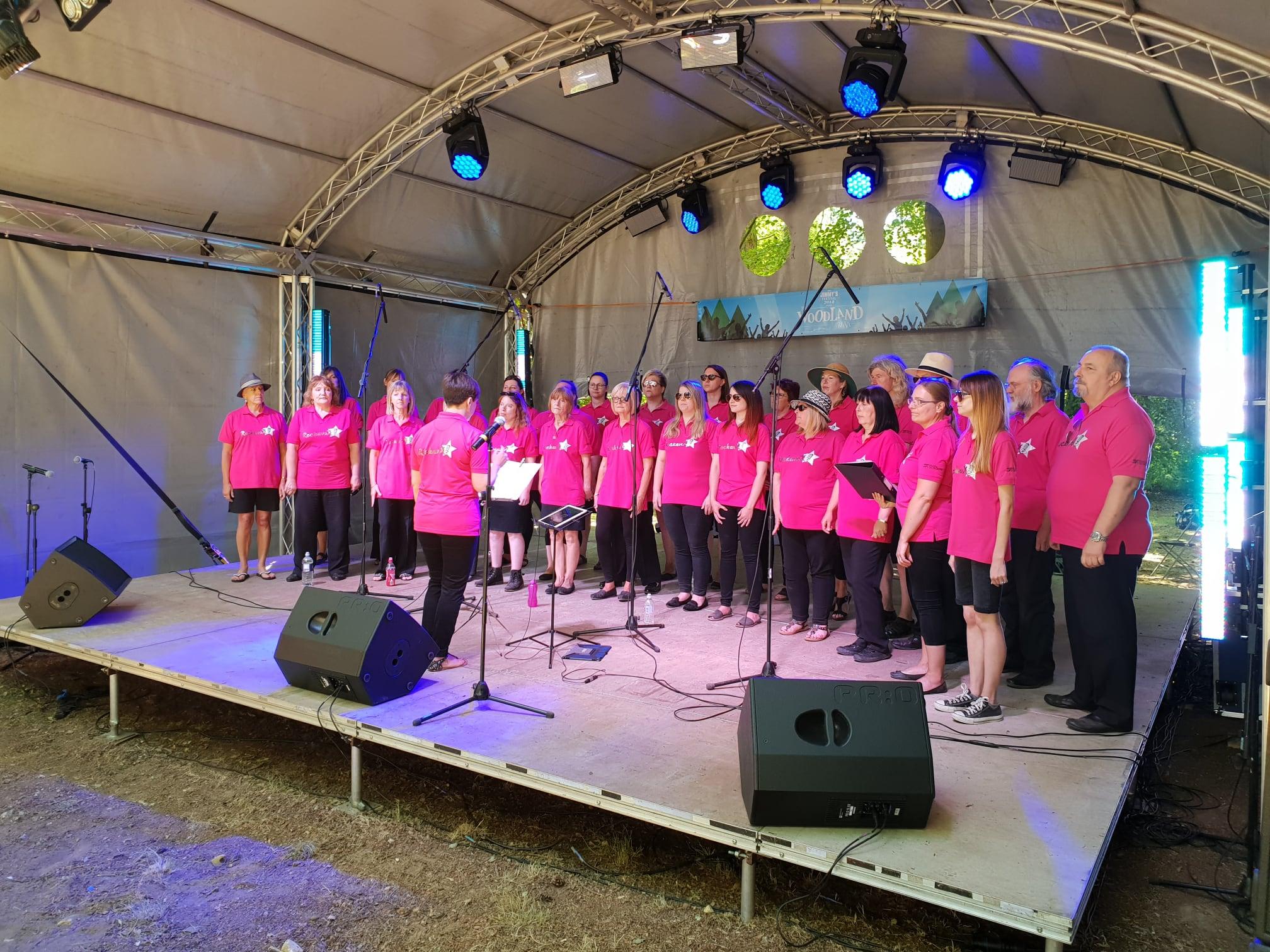 RockavoX Choir Norfolk