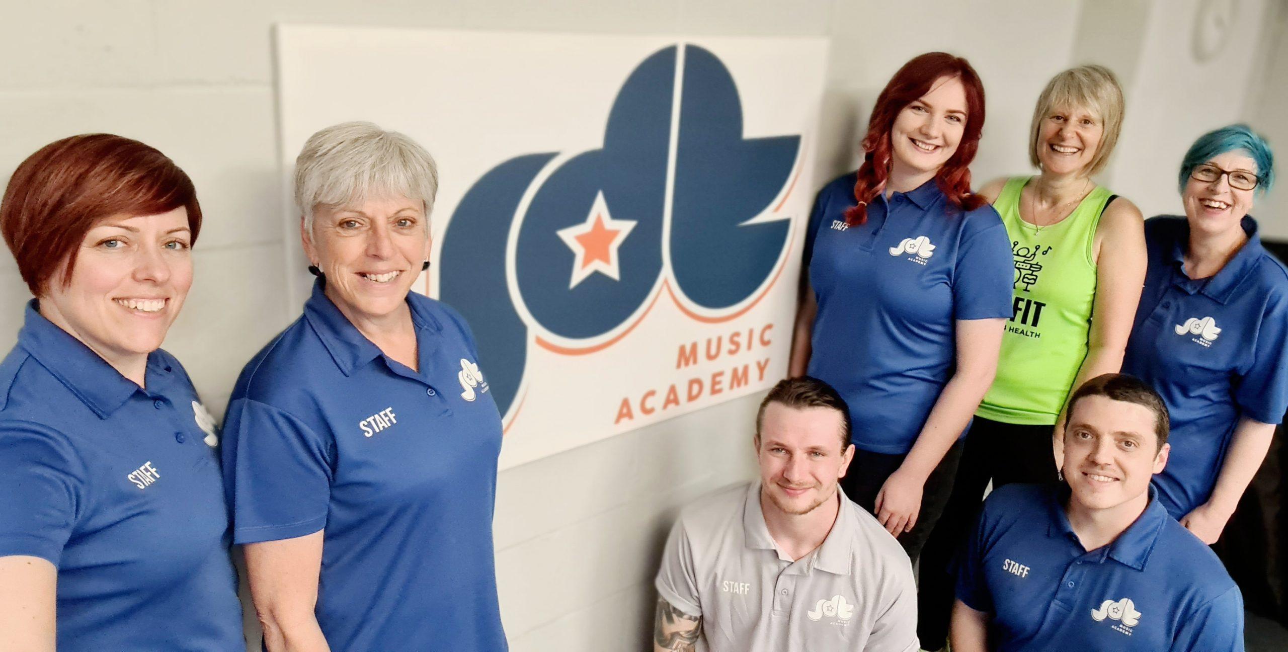 JDT Music Academy Team Photo