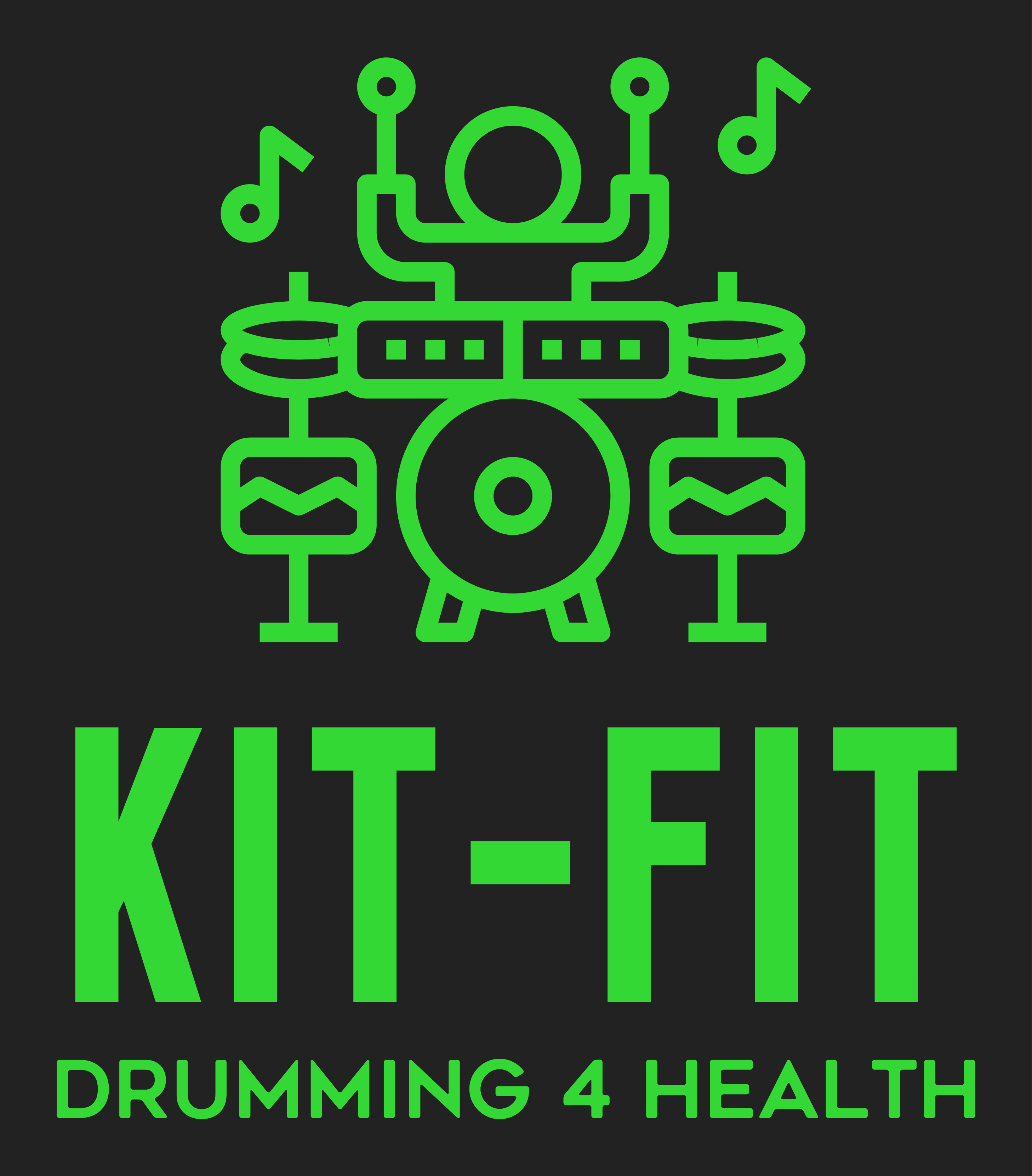 Kit Fit Drumming with JDT